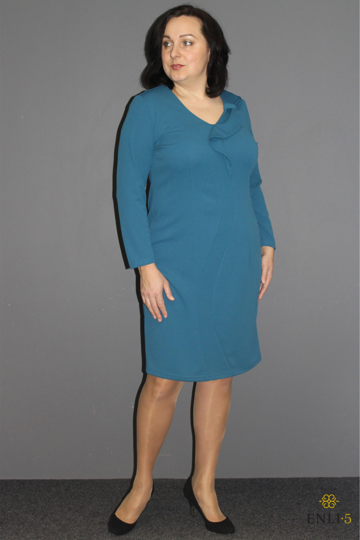 """Mėlynų atspalvių  suknelė """"Gabriela"""""""